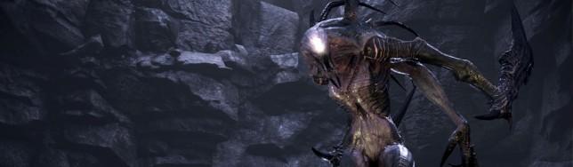 Evolve presenta al Wraith