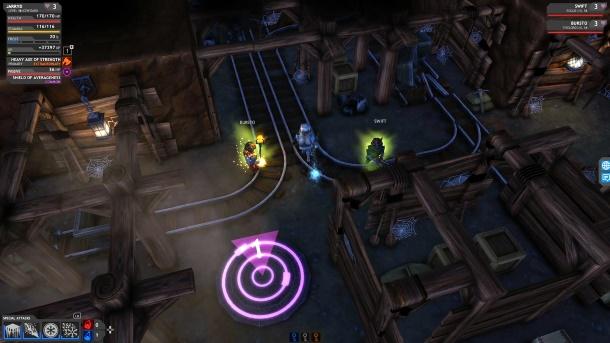 Fight the Dragon es un juego de rol de acción sandbox donde los usuarios crean su propia aventura.