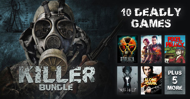 Killer Bundle por cinco euros