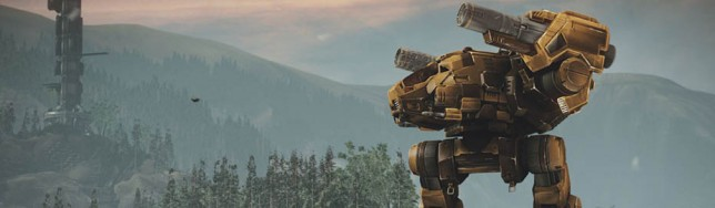 Mechwarrior Community Warfare
