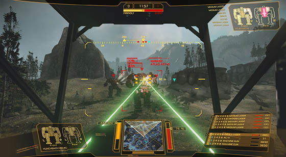 Mechwarrior Online Community Warfare