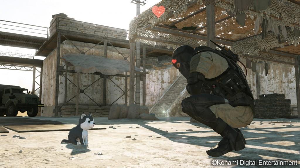 MGSV The Phantom Pain - Metal Gear Online