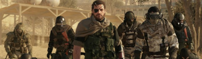 MGS V The Phantom Pain el 24 de febrero