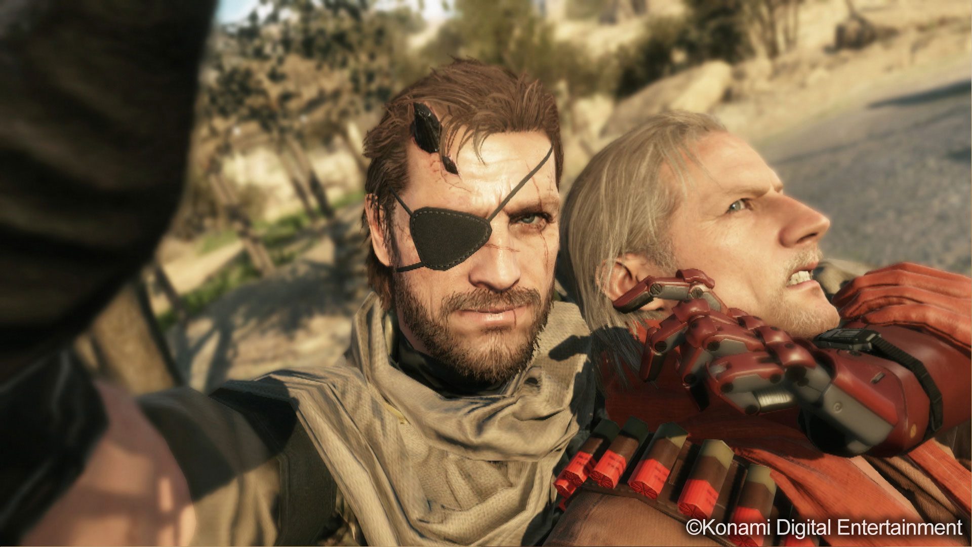 ¿MGS V The Phantom Pain para febrero?