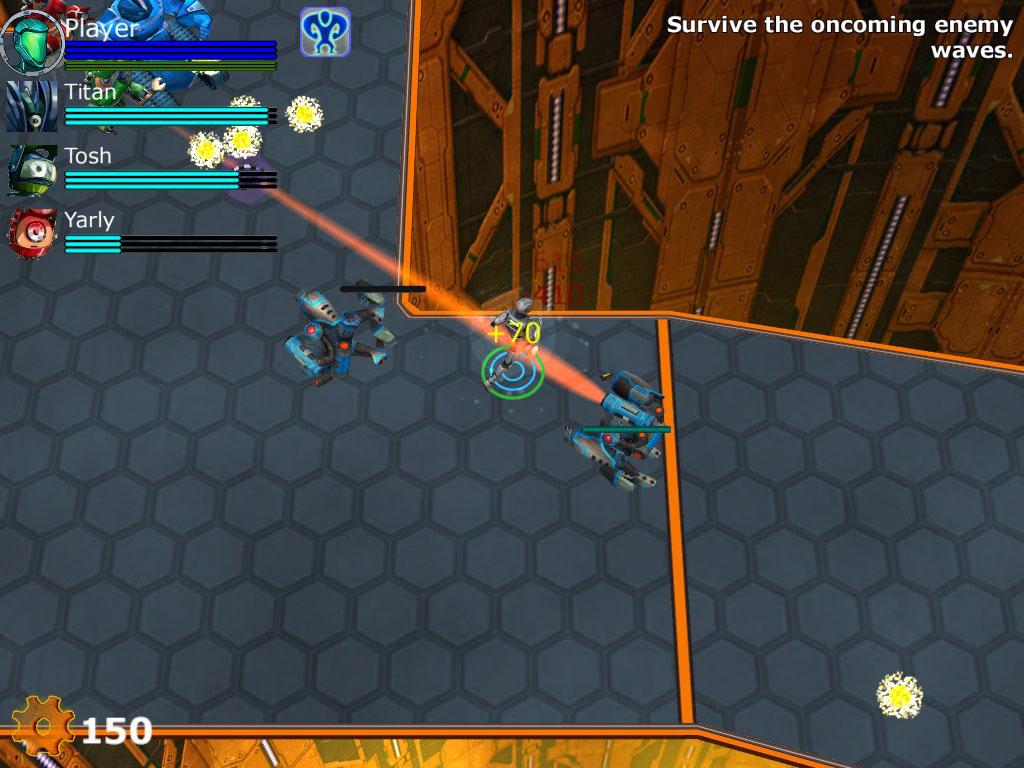 Mission Control: NanoMech en acceso anticipado en Steam