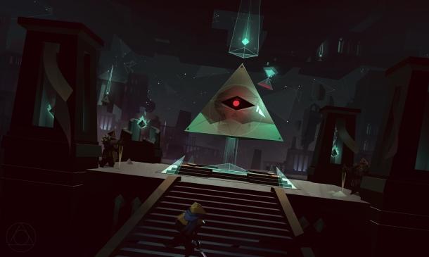 Necropolis es el nuevo juego de los creadores del JDR de Shadowrun.