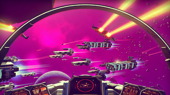 No Man's Sky nos invitará a explorar el espacio profundo en nuestra nave
