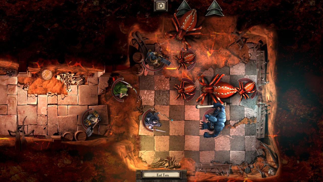 Warhammer Quest llega el 7 de enero