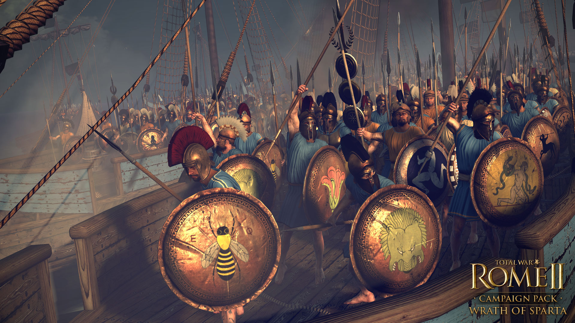 Wrath of Sparta ya está disponible
