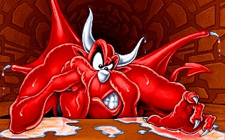 Litil Divil - Gremlin - Amiga CD32, CD-i, DOS, Linux, Macintosh, Windows
