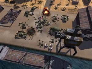 Afrika Korps vs Desert Rats - Digital Reality, Monte Cristo