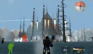 Armed & Dangerous -  Planet Moon, LucasArts