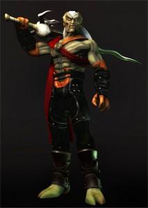 Kain - Legacy of Kain Defiance
