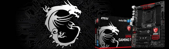 MSI X99S GAMING 7 - DESTACADA
