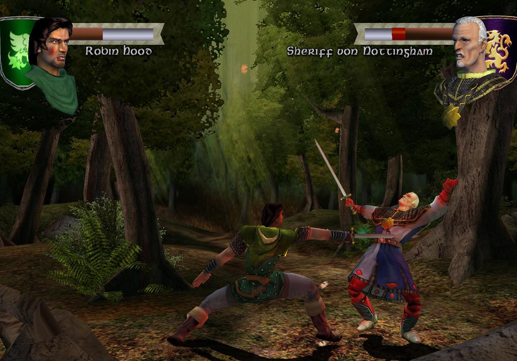 Robin Hood Defender of the Crown - Cinemaware, Capcom