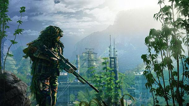 Sniper Ghost Warrior de regalo con Micromanía