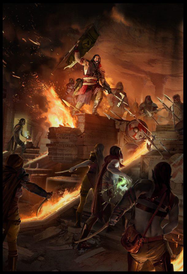 Underworld Ascendant es una secuela espiritual de Ultima: Underworld.