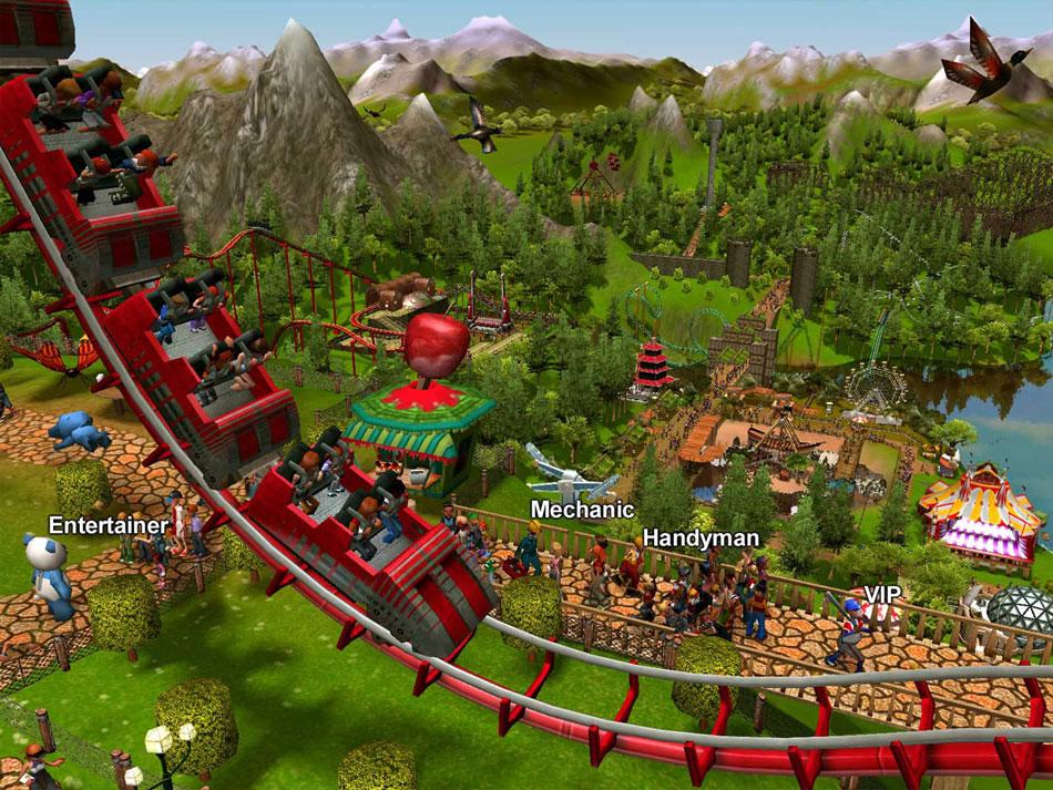 Coaster Park Tycoon llegará en 2016