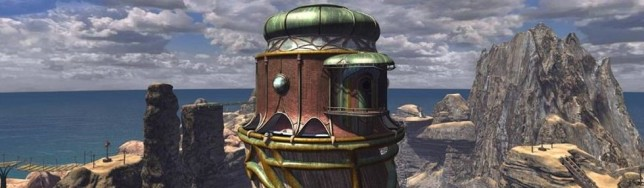 ResidualVM permite acabarse Myst III: Exile.