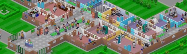 Theme Hospital gratis en Origin