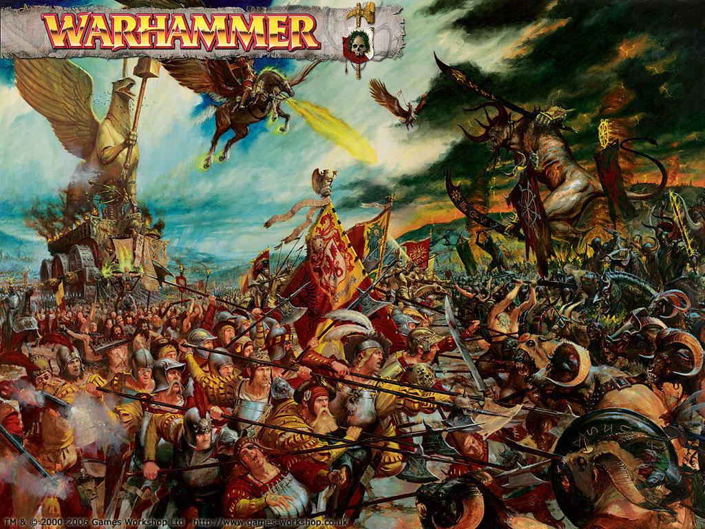 ¿Cómo será Total War Warhammer?