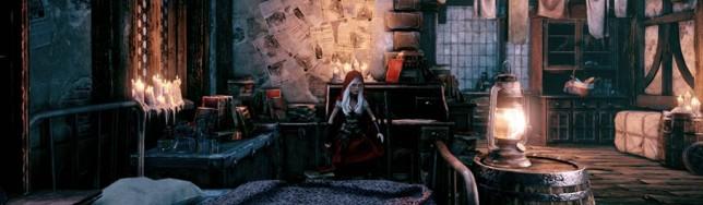 Woolfe: The Red Hood Diaries
