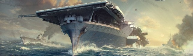 World of Warships evento Wings over Water