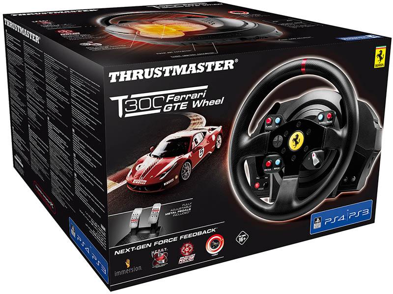 T300 Ferrari GTE - caja
