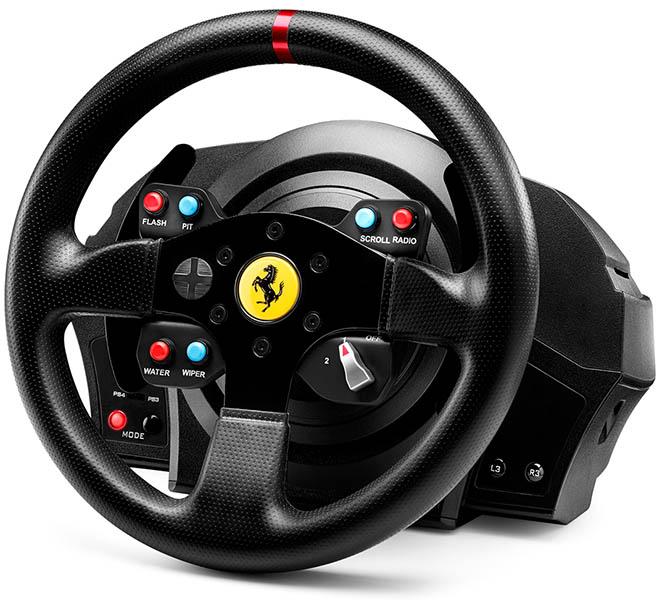 T300 Ferrari GTE - frontal derecha