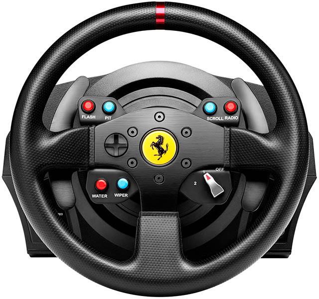 T300 Ferrari GTE - frontal