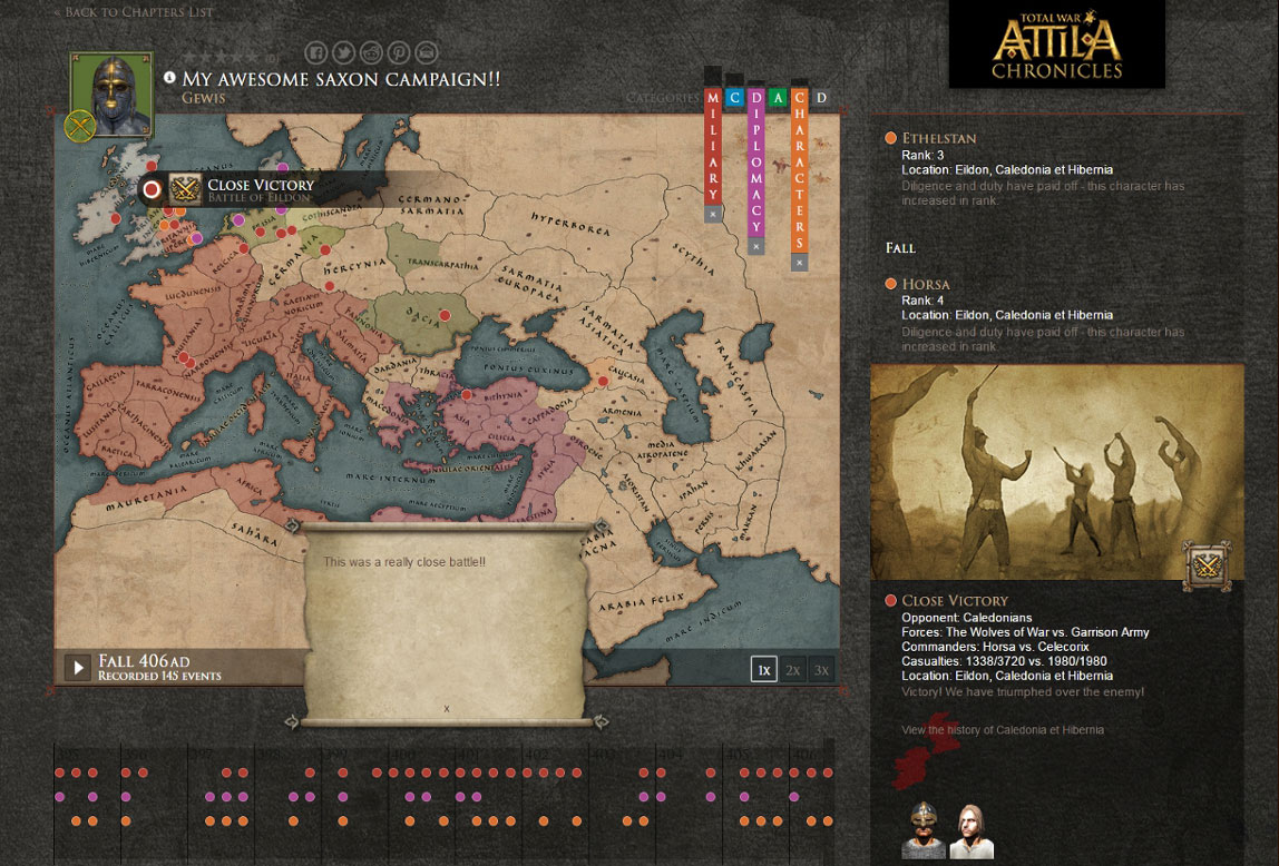 Total War Chronicles llegará el 17 de febrero