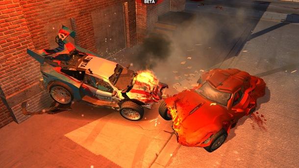 Carmageddon Reincarnation es un remake de toda la saga surgido de Kickstarter.