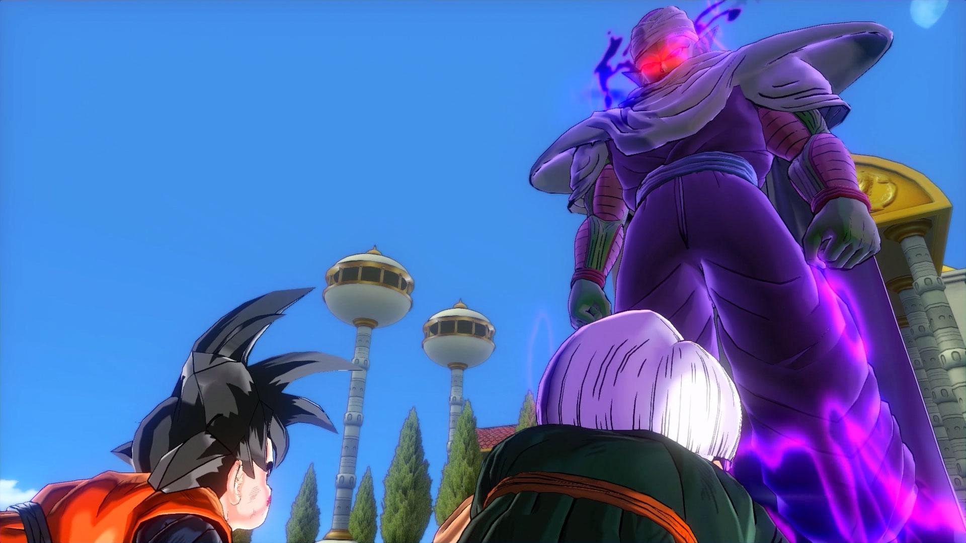 Dragon Ball Xenoverse y sus extras en PC