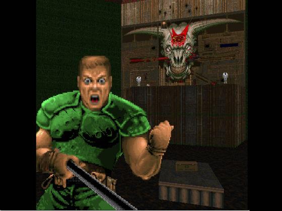 nivel de Doom 2
