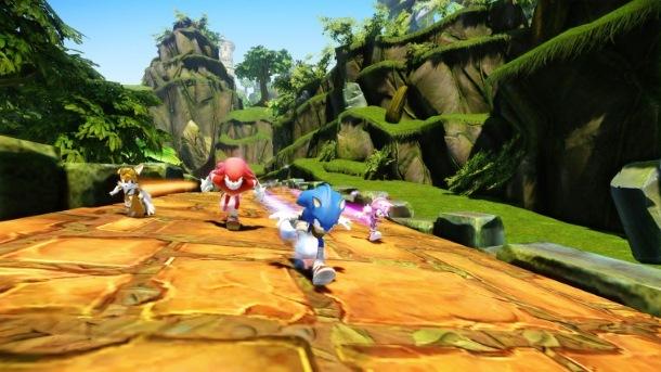 Sega lanzó Sonic Boom el año pasado para Wii U y 3DS.