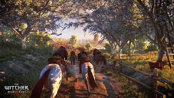 edición GOTY de The Witcher 3 Wild Hunt