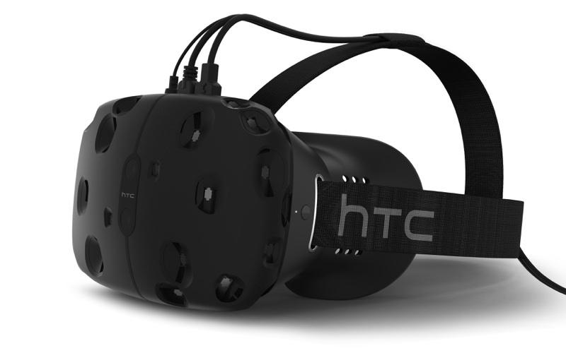 HTC Valve Re Vive