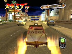 Crazy Taxi 3: High Roller - Hitmaker, SEGA -Recreativa, Windows y Xbox