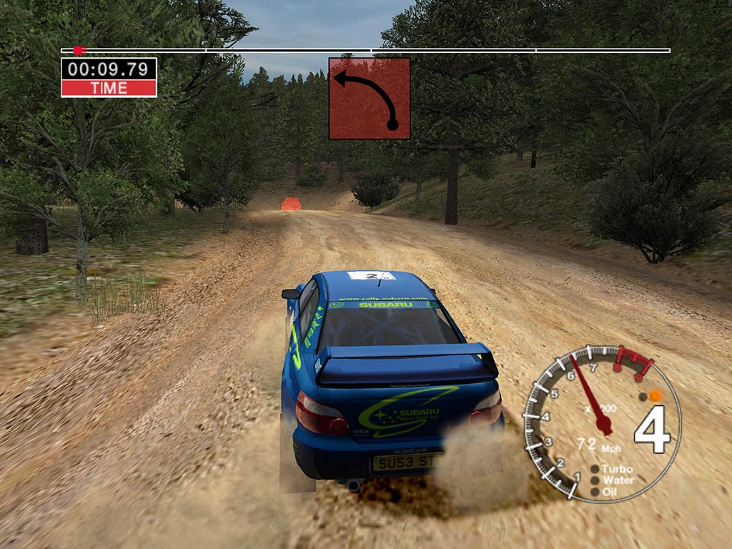 Colin McRae 4 - Codemasters