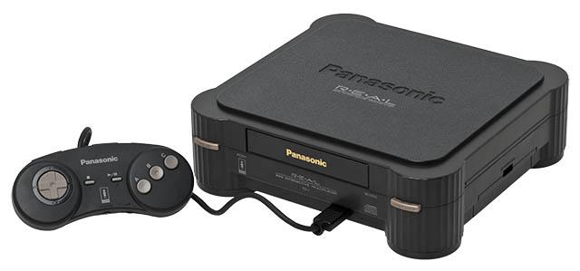 Consola 3DO de Panasonic