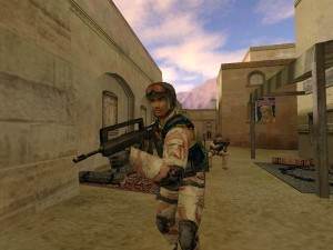 Counter Strike  Condition Zero - Valve, Sierra
