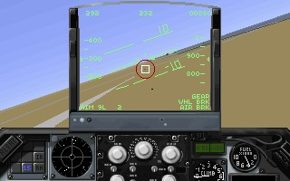 Dogfight - Vektor Grafix, MicroProse - Amiga, Atari ST, DOS