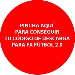Consigue la clave para descargar FX Fútbol 2.0