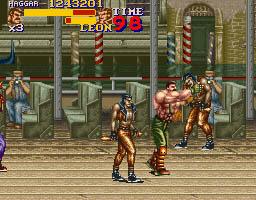 Final Fight 2 - Capcom - SNES