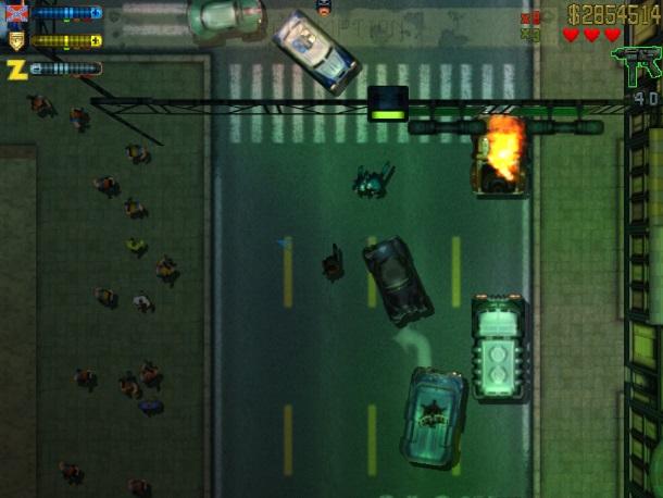 Grand Theft Auto es un simulador de crímenes con enorme éxito desde los 90.