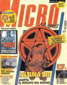 MICROMANIA 72 - MAYO 1994