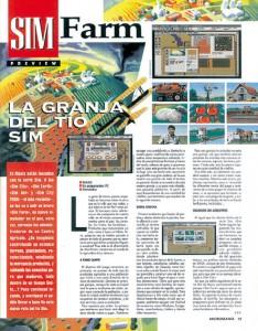 MICROMANIA 72 - Preview Sim Farm