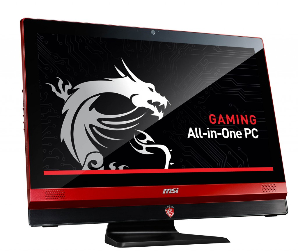 MSI AG240 2PE - Dragon Army