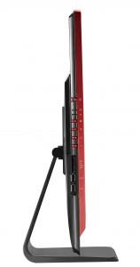 MSI AG240 2PE - Lateral izquierdo