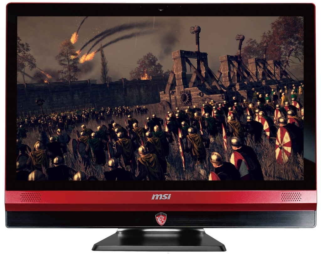 MSI AG240 2PE - Total War Attila